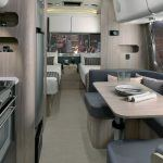 Airstream Globetrotter Interior
