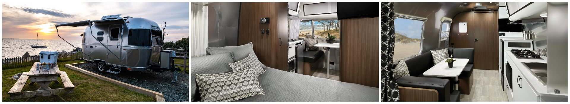 2020 Airstream Caravel Features